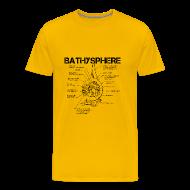 T-Shirts ~ Men's Premium T-Shirt ~ Bathysphere