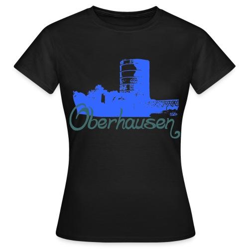 Oberhausen Gasometer - Frauen T-Shirt