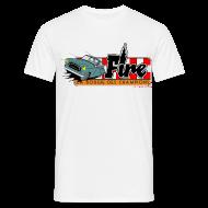 Tee shirts ~ Tee shirt Homme ~ 403 FIRE