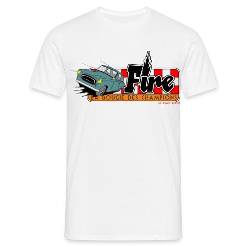 403 FIRE - T-shirt Homme