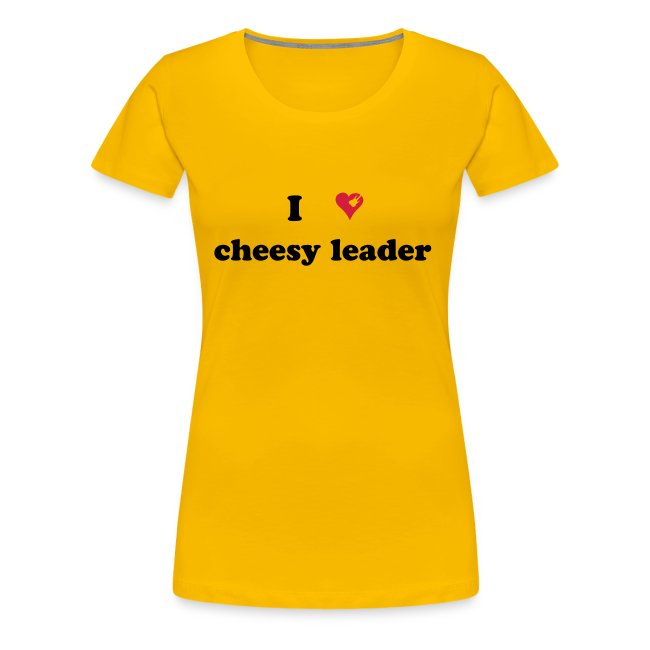 Cheesy Leader