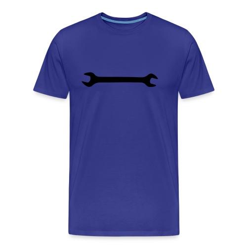 Schraubenschlüssel - Männer Premium T-Shirt