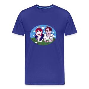 I want the cherry - Männer Premium T-Shirt
