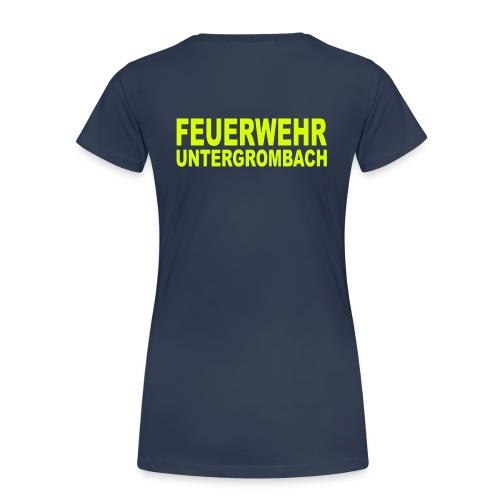 Girly-Shirt - Frauen Premium T-Shirt