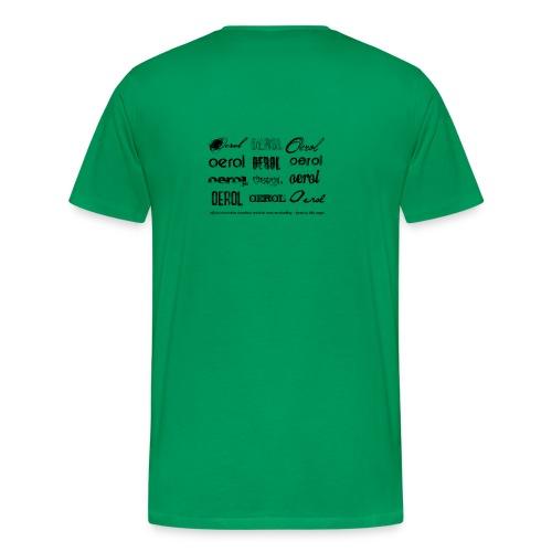 Oerol Mannen - Mannen Premium T-shirt