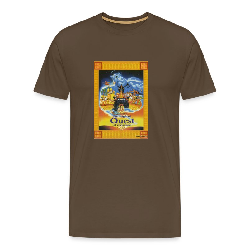 quest_041293_f - Men's Premium T-Shirt
