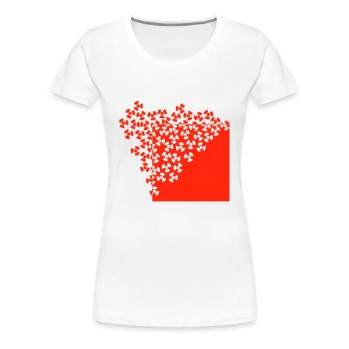 Radioaktivität - Frauen Premium T-Shirt