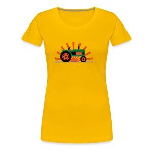 TRAKTOR T-shirts - Premium-T-shirt dam