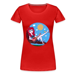 Love´n Music - Frauen Premium T-Shirt