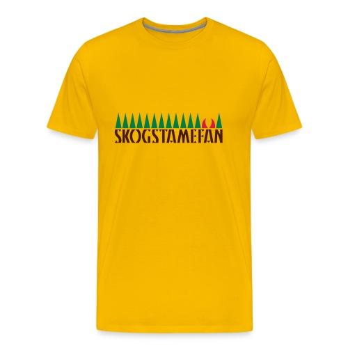 SKOGSTAMEFAN T-shirts - Premium-T-shirt herr