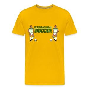 International Soccer - Men's Premium T-Shirt