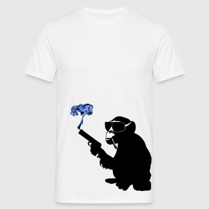 bad monkey  - Männer T-Shirt