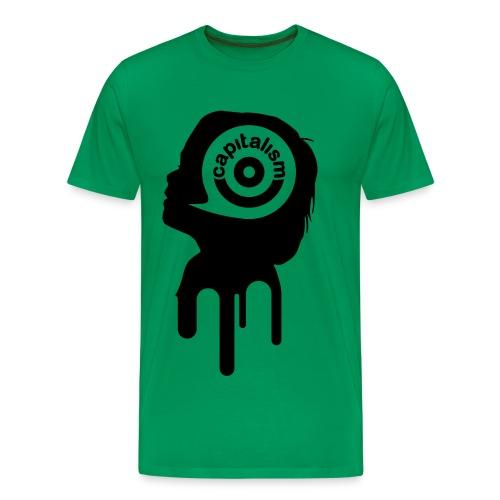 Capitalism Kills - Männer Premium T-Shirt