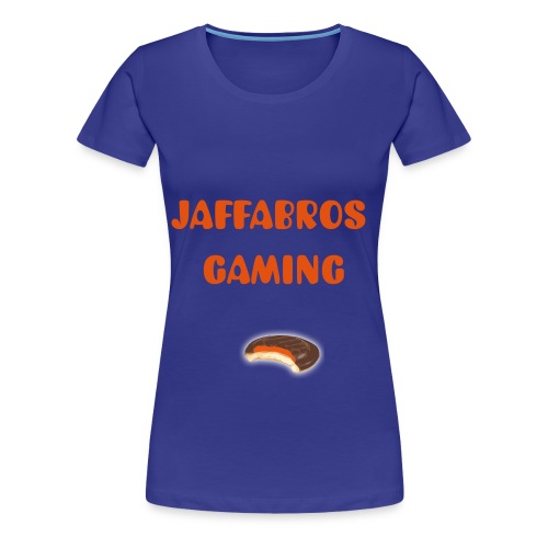 Jaffabros gaming - Women's Premium T-Shirt