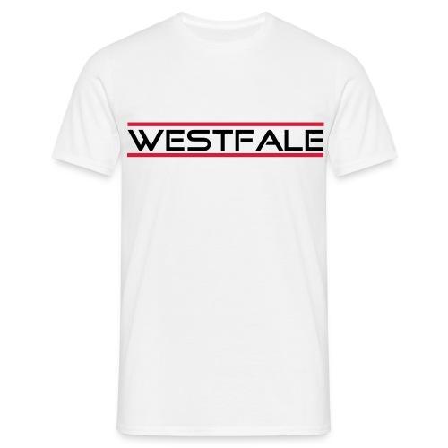 Westfale  Shirt - Männer T-Shirt