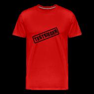 T-Shirts ~ Männer Premium T-Shirt ~ Artikelnummer 16476294
