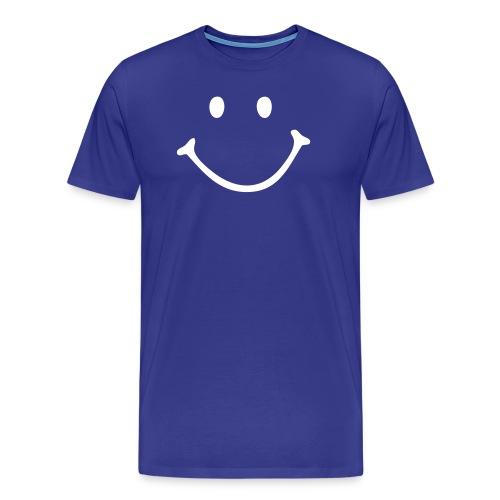 Camiseta feliz hombre - Camiseta premium hombre
