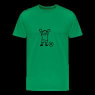 T-Shirts ~ Männer Premium T-Shirt ~ Artikelnummer 16476362