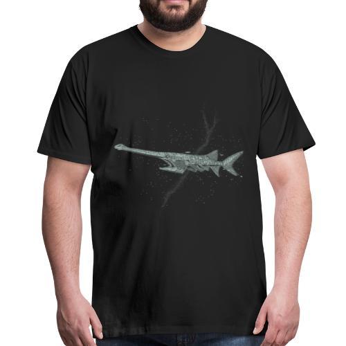 Sven Palmowski Lost in Space - Männer Premium T-Shirt