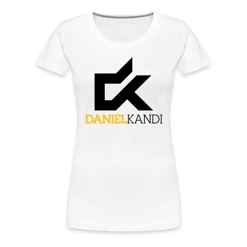 Kandi Female Shirt White - Women's Premium T-Shirt