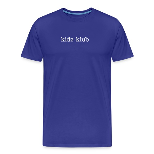 klub tshirt test - Men's Premium T-Shirt