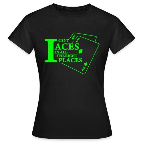 ACES - Women's T-Shirt