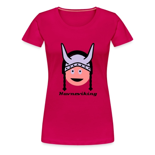 Women's Premium T-Shirt - Havneviking