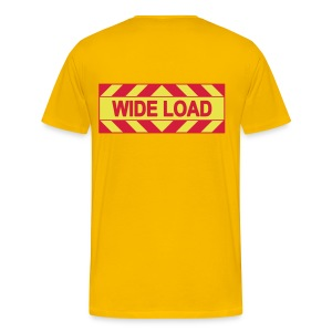 Wide Load - Men's Premium T-Shirt