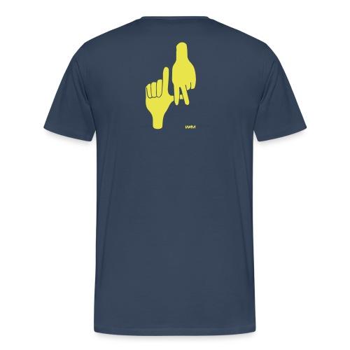 L.Arm - T-shirt Premium Homme