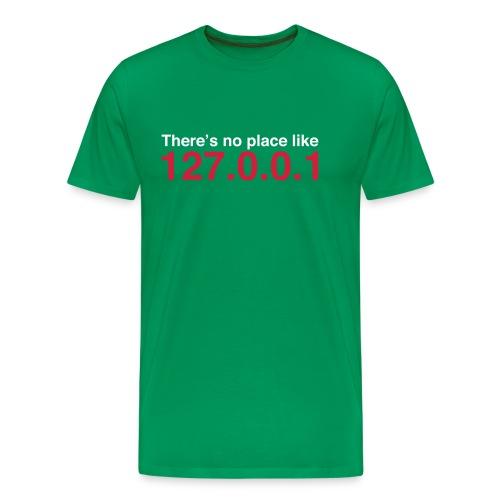 Localhost T-Shirt - Men's Premium T-Shirt