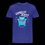 T-Shirts ~ Männer Premium T-Shirt ~ WUMBELN! Boys