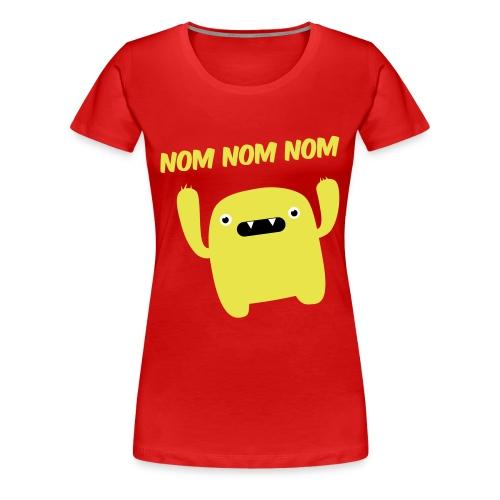 Montre Nom - T-shirt Premium Femme
