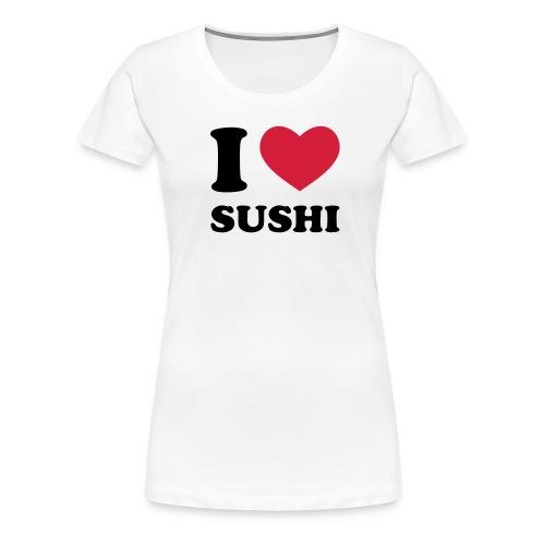 Love -  - Premium T-skjorte for kvinner