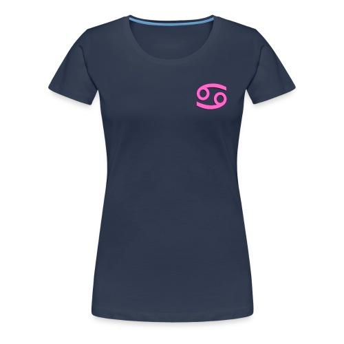 T-shirt donna Cancro - Maglietta Premium da donna
