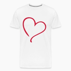 Heart Love T-Shirts