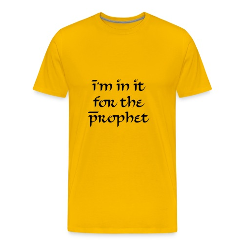 Prophet - Men's Premium T-Shirt