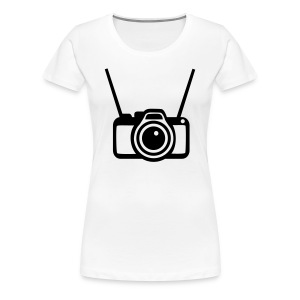 Ned Photography - T-shirt Premium Femme