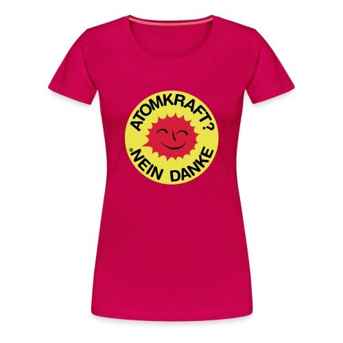 Aktuelles - Frauen Premium T-Shirt