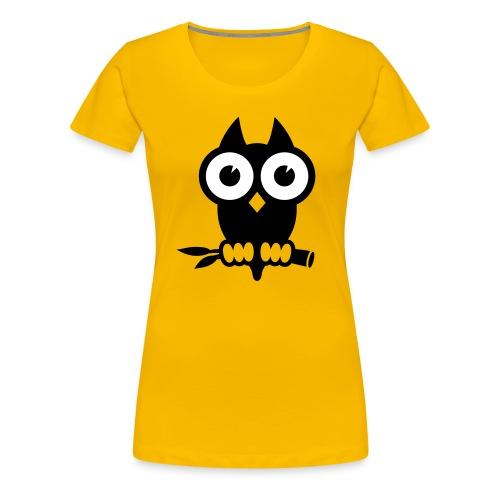 Eule - Women's Premium T-Shirt