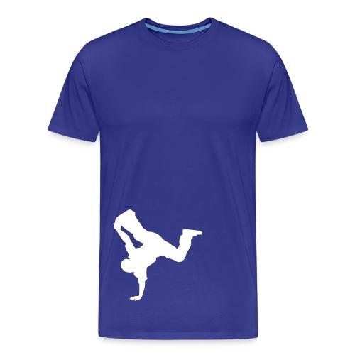 Breakdancer - Men's Premium T-Shirt