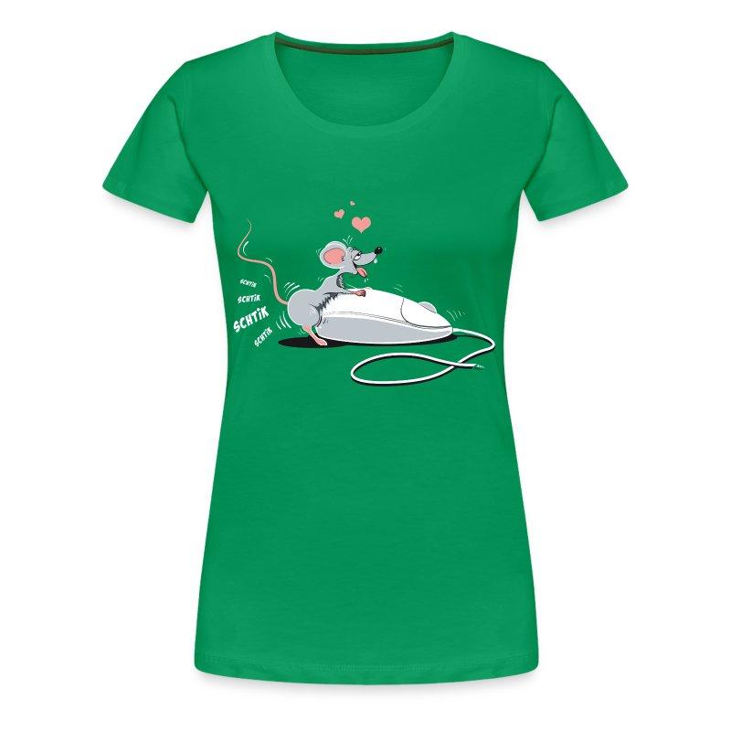 La reproduction des Souris - T-shirt Premium Femme