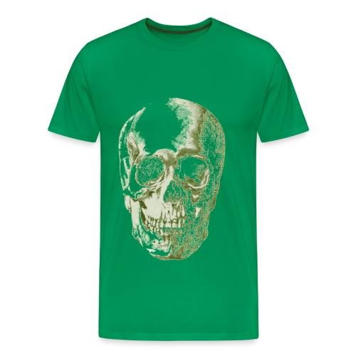 Cranium, klassisk tee - Men's Premium T-Shirt