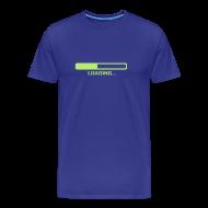 T-Shirts ~ Men's Premium T-Shirt ~ Loading (8-bit Guerrilla)