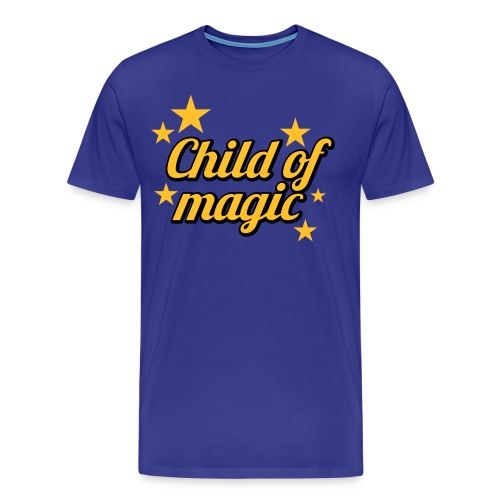 Child of Magic - Männer Premium T-Shirt