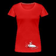 Tee shirts ~ T-shirt Premium Femme ~ Numéro de l'article 16523472