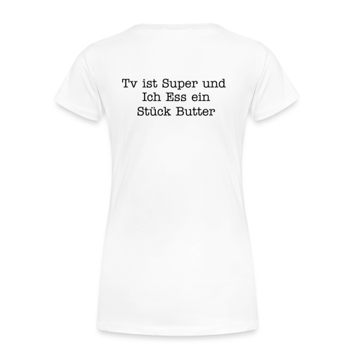 TV - Frauen Premium T-Shirt
