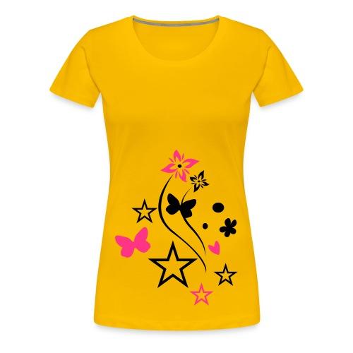 papifleur - T-shirt Premium Femme