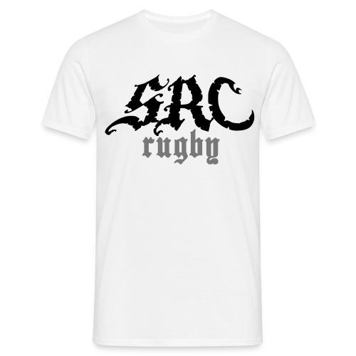 SRC Rugby Mens Retro - Männer T-Shirt