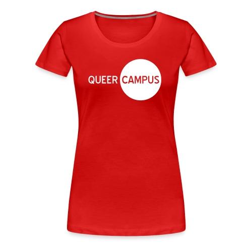 QC Frauen Girlieshirt - Frauen Premium T-Shirt