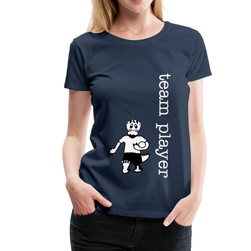 Player-Shirt - Frauen Premium T-Shirt
